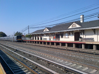 LIRR's Renewed Queens Village Station | by MTAPhotos