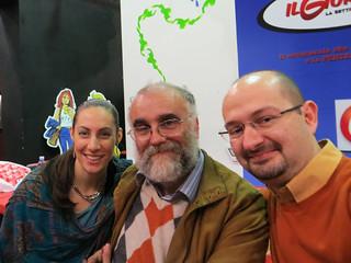 2013 - Lucca Comics e Museo del Fumetto