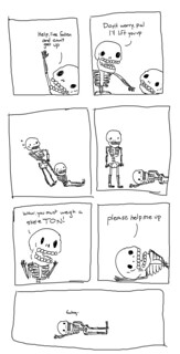 frenums: you've tainted my life with skeleton puns oh my god | by sh44tre