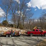 Loaded truck, part 1