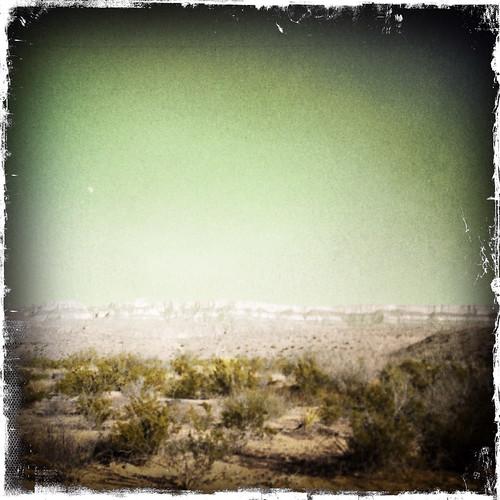 sierra del carmen/big bend/texas/méxico