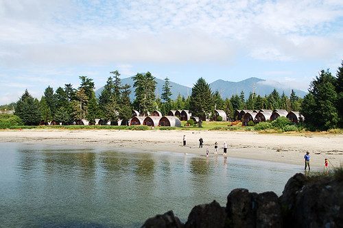 Mackenzie Beach, Tofino, West Coast Vancouver Island, British Columbia