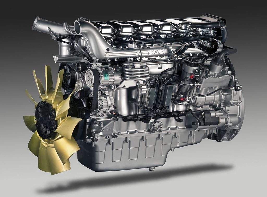 11732-001 | Scania Engines Euro 3, Euro 4 and Euro 5  Scania… | Flickr
