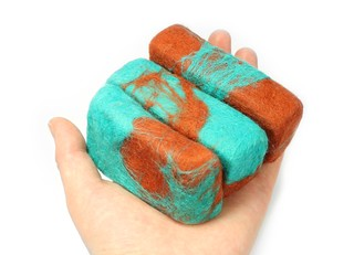Handmade Felt Soap | by Virtualdistortion