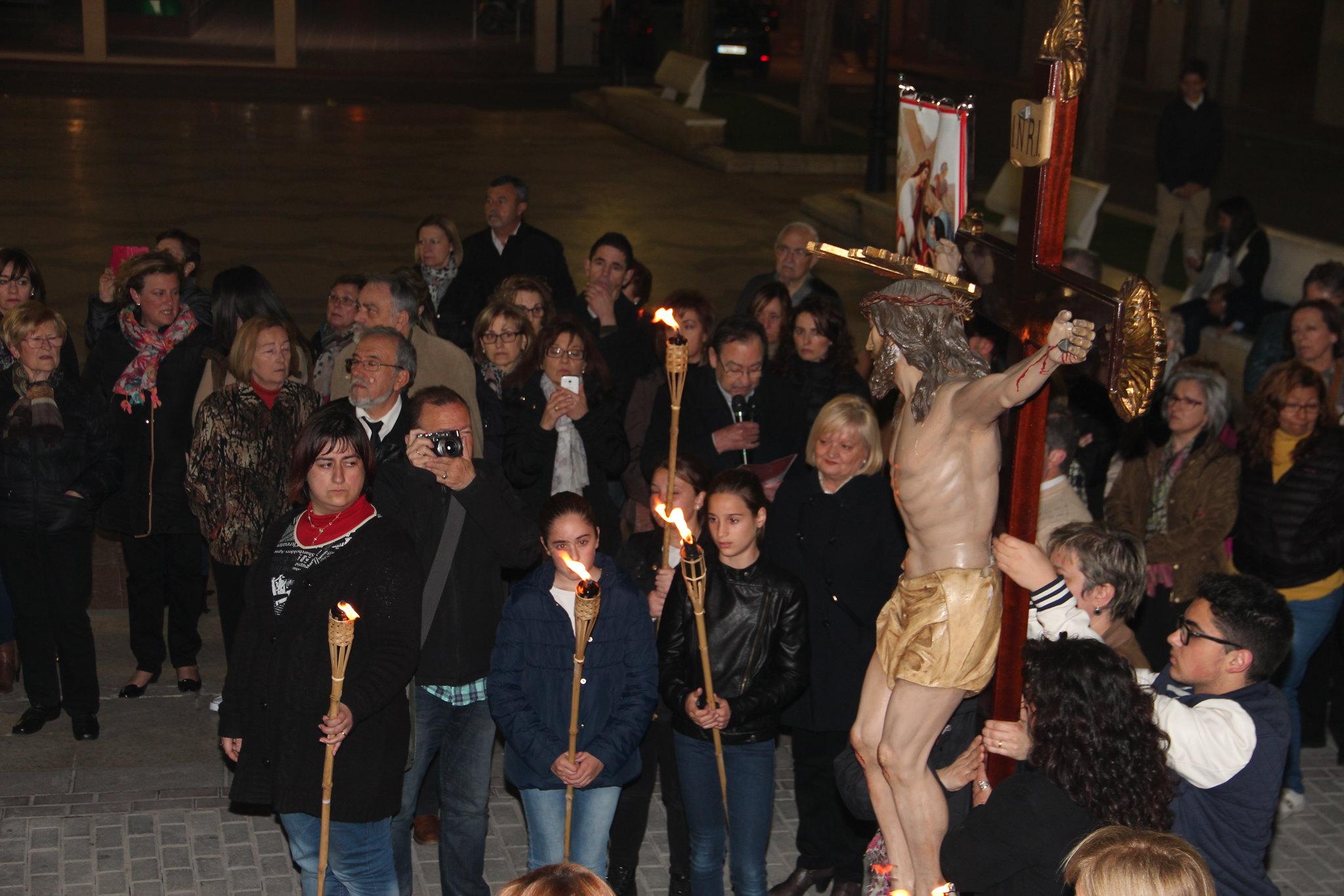 (2015-03-27) - VI Vía Crucis nocturno - Antonio José Verdú Navarro (58)