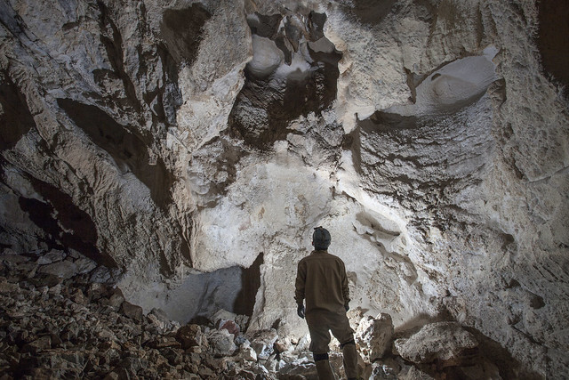 New Nevada Cave Survey
