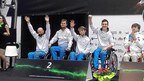 Campionati Europei di Scherma Paralimpica 7 | by flavagno