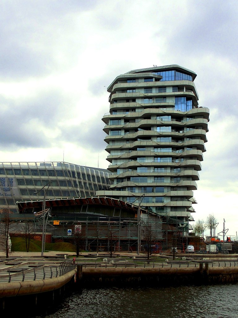 Marco Polo Tower - Hamburg -Abramovic penthouse | Ganz oben … | Flickr