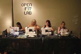 Open Fit Lab 6/28/13