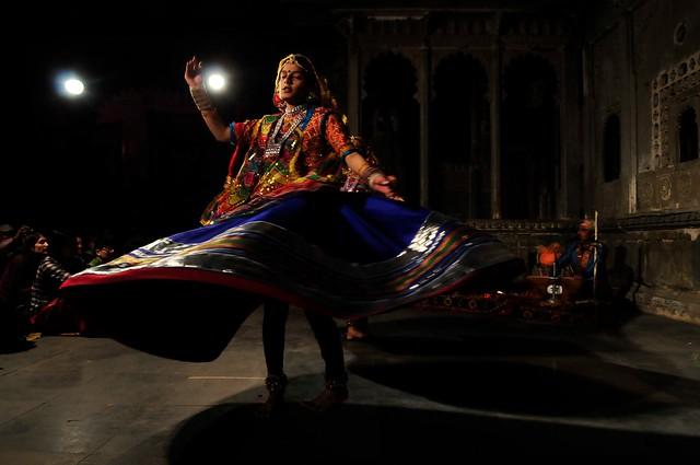 Dancer in Jodhpur