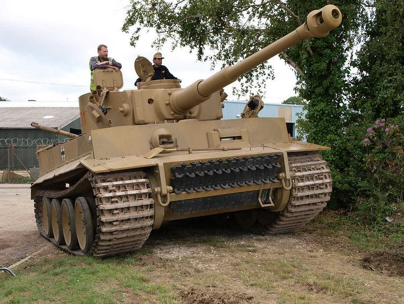 Tiger Tank (4)