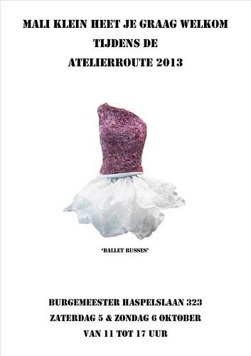 Atelierroute 2013 | by Mali Klein