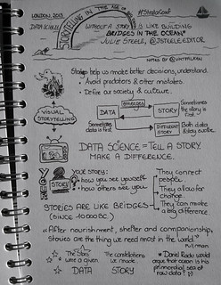 Storytelling in the Age of Big Data - Strata Europe 2013 | by vintagedept