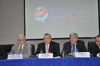 UN Anti-corruption conference in Panama City