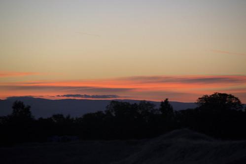 california sunrise unitedstates redding lassen