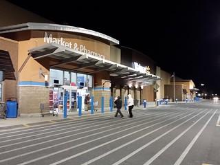 Walmart Supercenter in Glen Burnie, Maryland   by SchuminWeb
