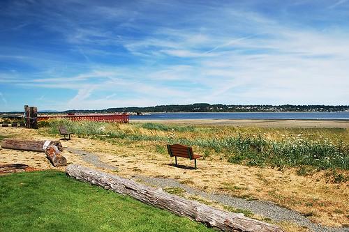 Royston, Vancouver Island, British Columbia, Canada.