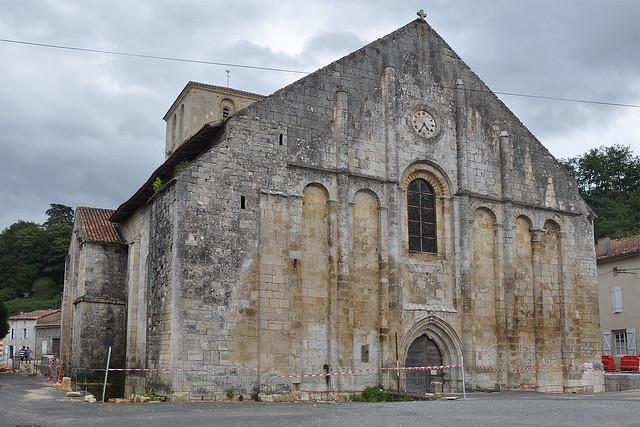 Abadia de Saint-Pierre de Cellefrouin