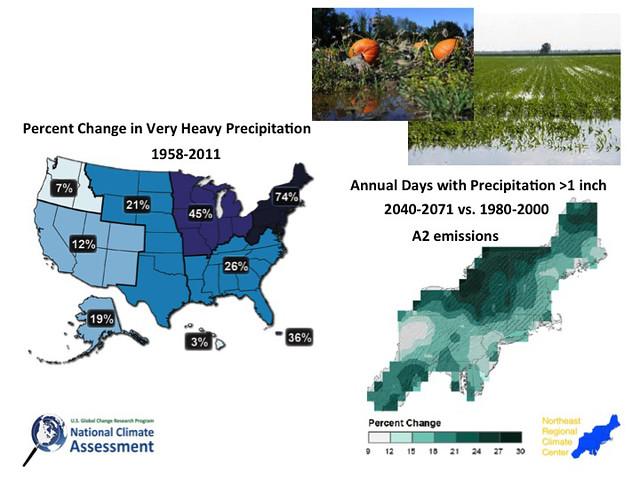 U.S. precipitation history chart
