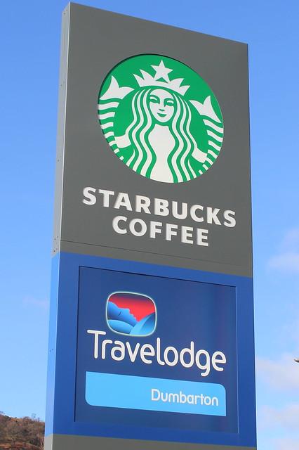 Starbucks Dumbarton