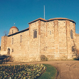 #Colchester Castle, yesterday. | by minifig