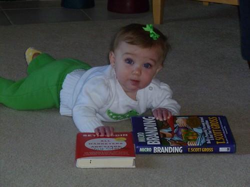Layla studying