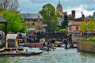 Cambridge lake | by sarath_d_r