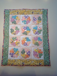 My 30s doll quilt | by peginco