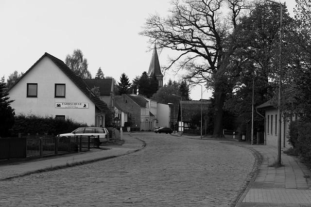 Eggesin - Stettiner Straße (L28)