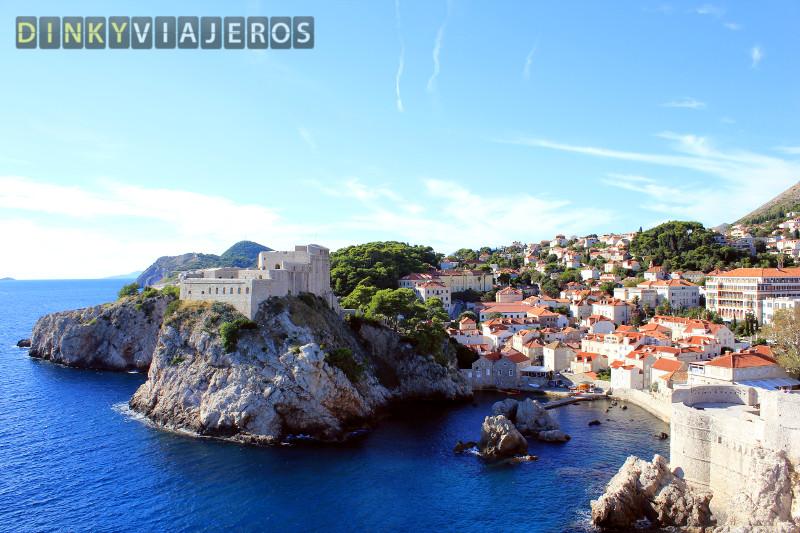 Dubrovnik. Fortaleza Lovrjenac