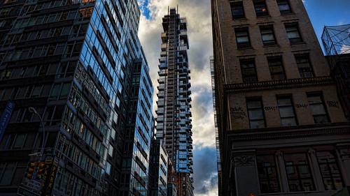 Jenga Tower - New York City   by Miradortigre