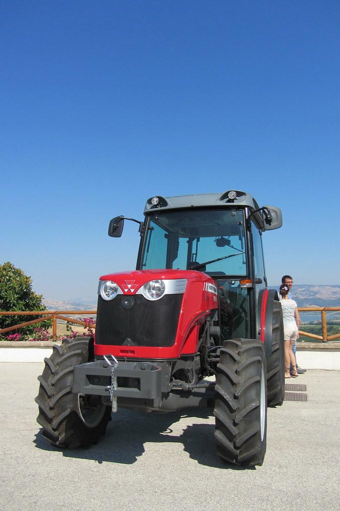 Massey Ferguson Trattori - Feudo Arancio 2013 - 4677
