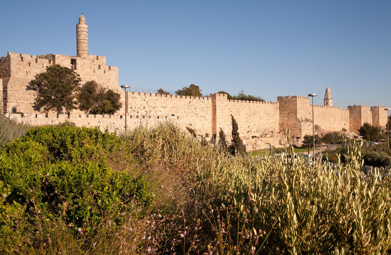 Jerusalem_The Tower of David_1_Noam Chen_IMOT