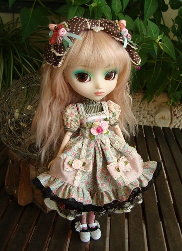 Outfit fake: Alice du Jardin handmade | by Lunalila1