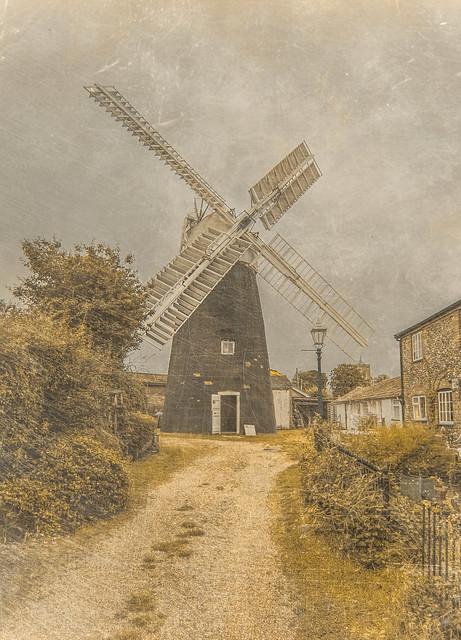 Bardwell Windmill