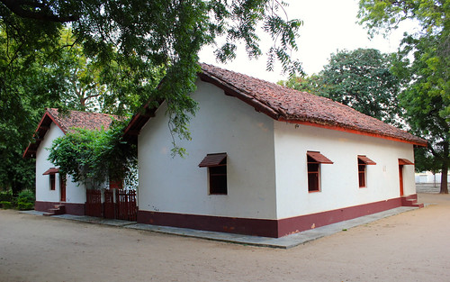 Mahatma Gandhi lived here | by Nagarjun