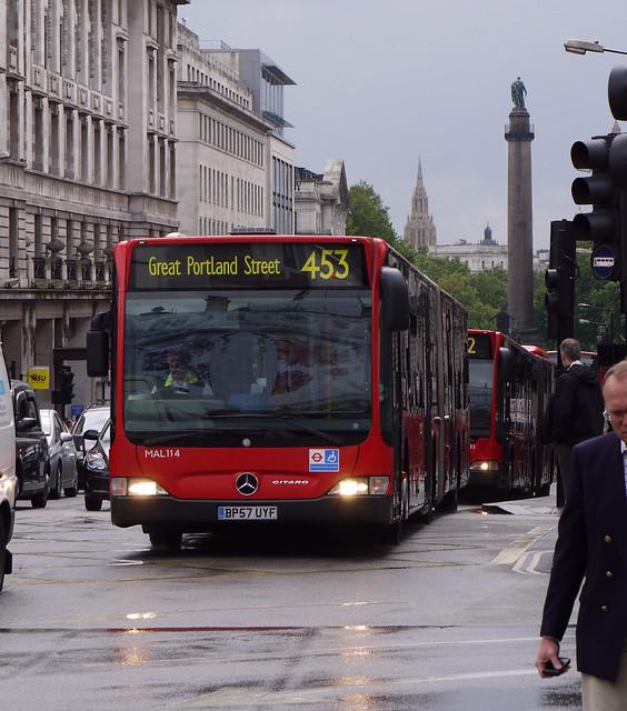 Go Ahead London Central MAL114 (BP57UYF)