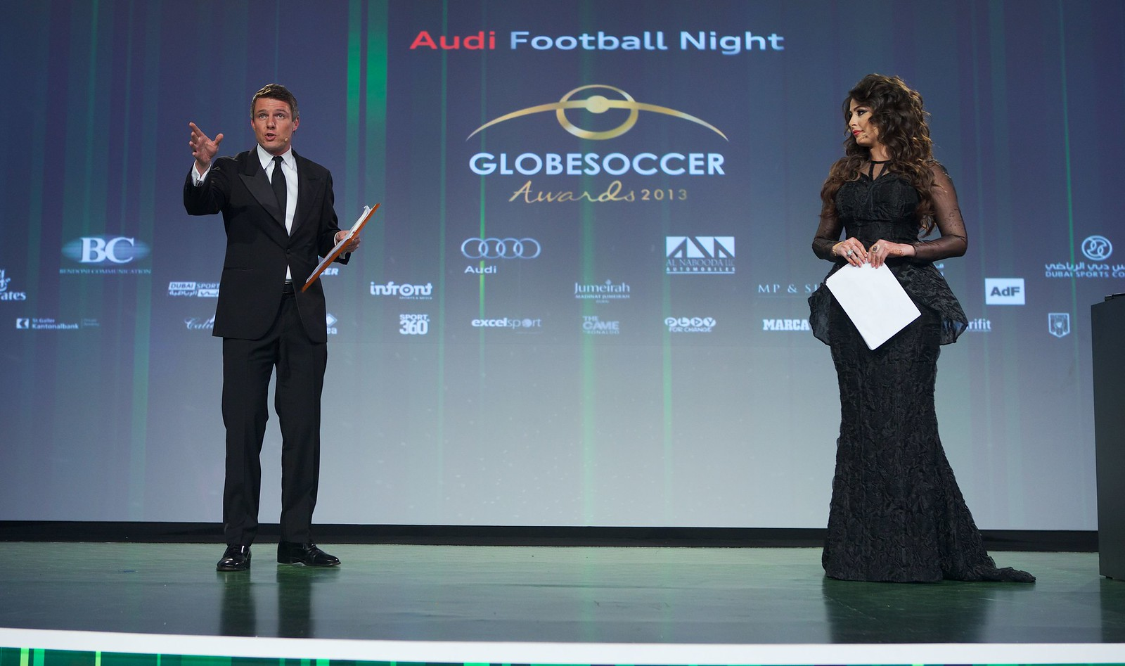 Globe Soccer Awards 160
