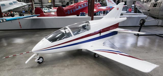Bede Aircraft Company BD-5J Microjet