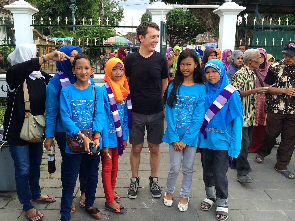 Yogya school youth - Indonesia
