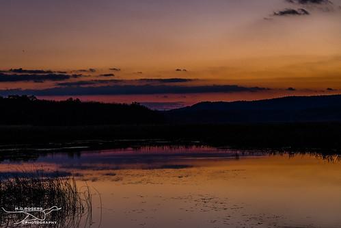 bashakill fujifilm fujixt1 sunset water xt1