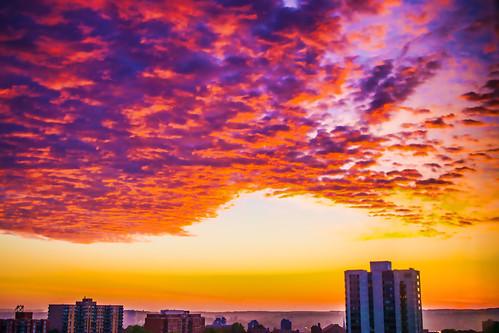 ns canada ca halifax quinpooltower cloud color novascotia d3300 dslr nikon sunrise sunset