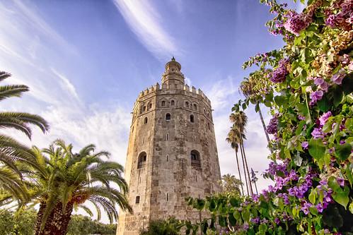 Torre del Oro   by Francisco Colinet