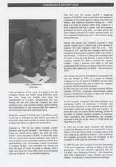 LR&M Chairman's report 2006