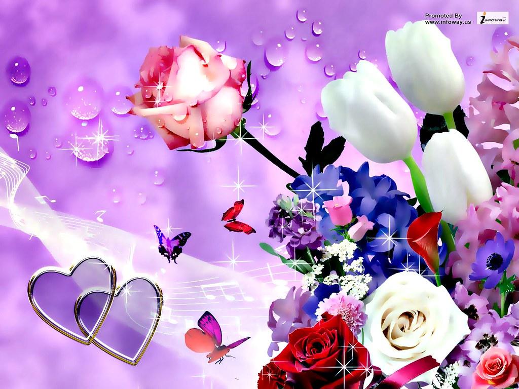 Wedding Roses Flowers Wallpapers Hd Wedding Roses Flowers