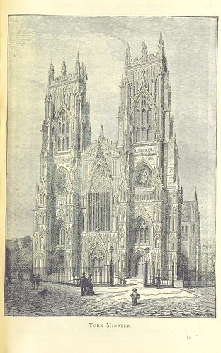 Image taken from page 171 of 'The Illustrated Tourists' Guide to the scenery and places of interest ... served by the North Eastern Railway Company. By J. H. Morrison'   by The British Library