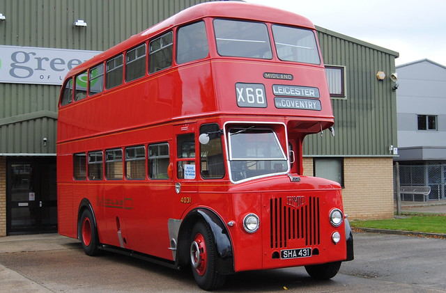 Midland Red 4031