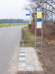 Nieuwe halte Hazenberg