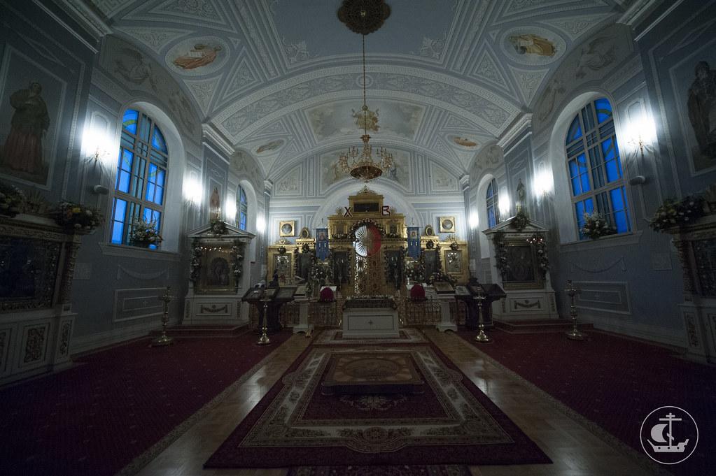 19 апреля 2014, Украшение храма / 19 April 2014, Church decoration
