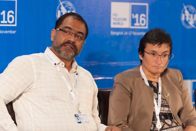 ITU Telecom World 2016 - Panel Session